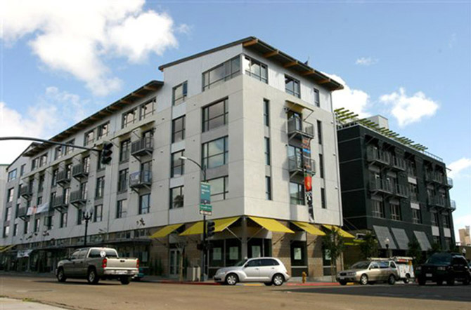 Furnished Apartments San Diego Downtown