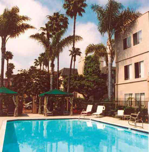 Apartments San Diego Area: Key Suites Inc, Temporary Housing